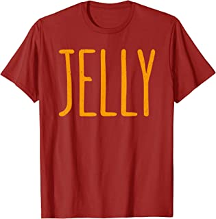 Jelly T-Shirt Matching Halloween Costume