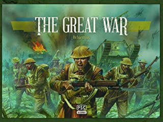 The Great War Board Game by Richard Borg