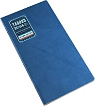 Taroko Design Tomoe River Regular Size Notebook, 2-Pack, Blank, CREAM PAPER
