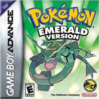 emerald green pokemon