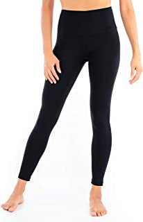 Leggings for Women High Waist Tummy Control Leggings 4 Way Stretch 7/8 Length