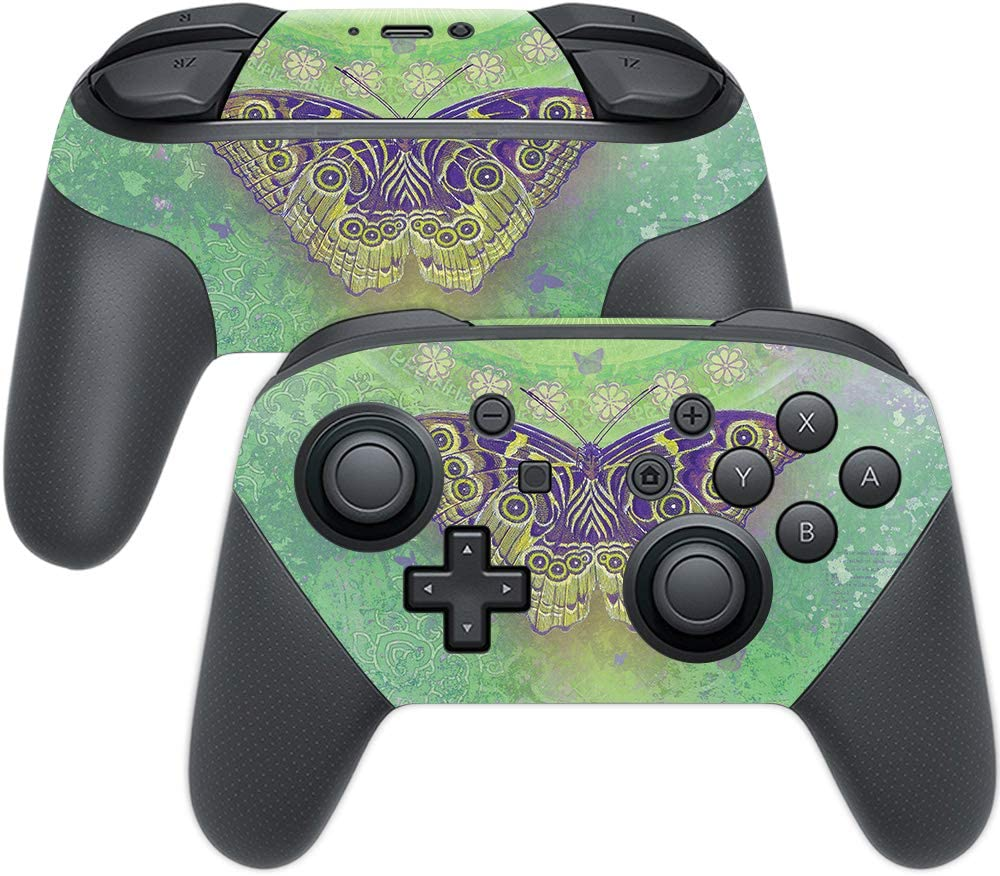 MightySkins Skin Max 63% OFF Compatible with Nintendo Controller Pro Switch Super Special SALE held