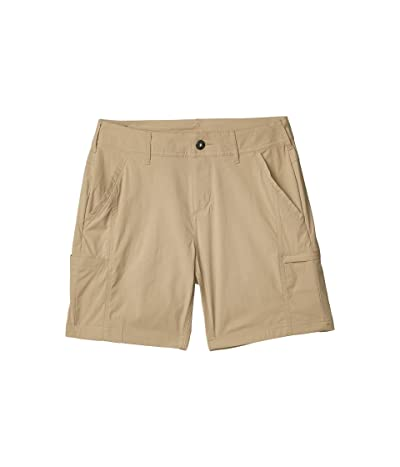 ExOfficio 7 Nomadtm Shorts (Tawny) Women