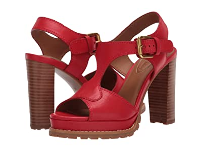 See by Chloe Brooke SB34012B (Natural Calf Cherry) Women