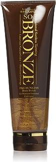 Hempz So Bronze Pre-Sunless Exfoliating Body Polish, 8.5 Fluid Ounce