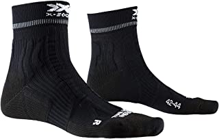 X-Socks Sky Run Two Chaussettes de course Blanc//twyce Bleu//gris Melange 2020