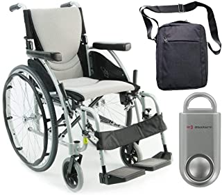 Karman S-Ergo 115 Ultra Lightweight Ergonomic Wheelchair | Seat Size 20
