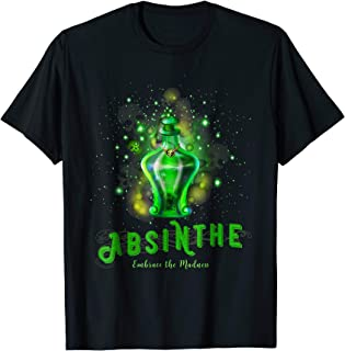 Absinthe - Embrace the Madness T Shirt