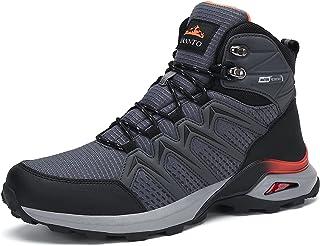 حذاء رجالي من Dannto متوسط المشي لمسافات طويلة حتى الكاحل في الهواء الطلق خفيف الوزن للرحلات