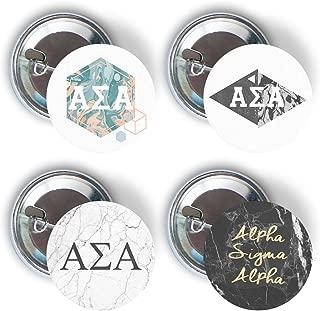 alpha sigma phi buttons