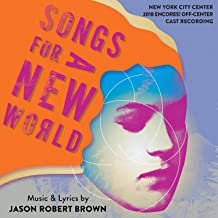 Songs for a New World New York City Center 2018 Encores! Off-Center Cast Recording