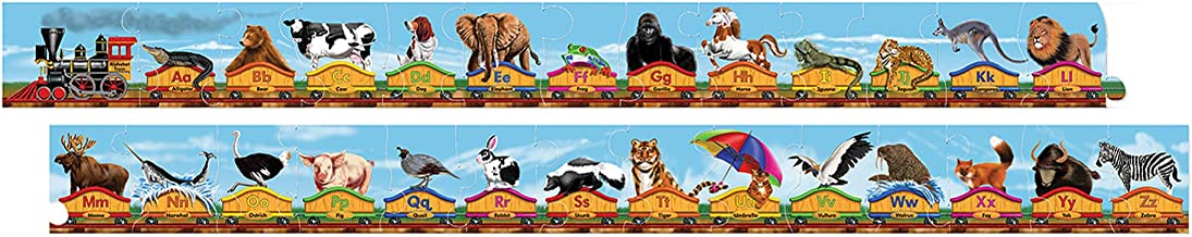 Best animal alphabet train Reviews