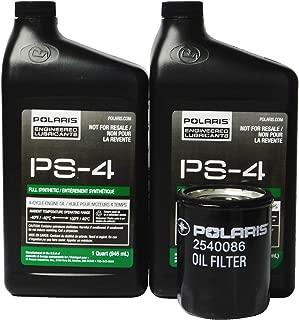 Polaris Ranger Crew 800 4x4 LE EPS EFI OEM Oil Change Kit 2202166