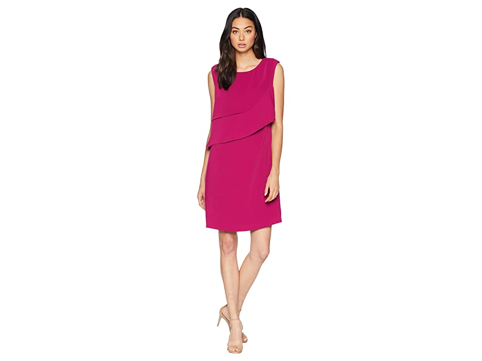 Trina Turk Luna Dress (Raspberry) Women