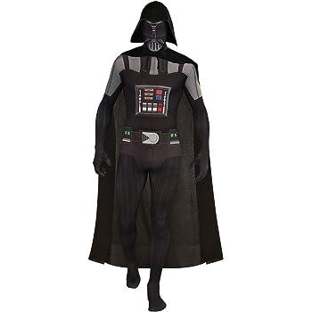 Rubies Disfraz Oficial de Darth Vader de Segunda Piel para Adulto ...