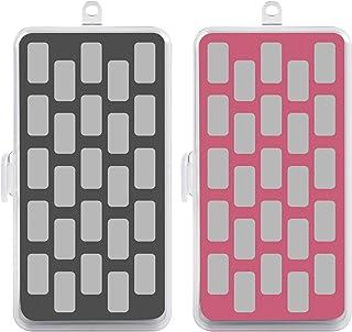 Bobbin Case for Bernina New 7 and 8 Series Jumbo Bobbins Storage Holder Sewing Box Thread Organizer Holds 25pcs Bobbins fo...