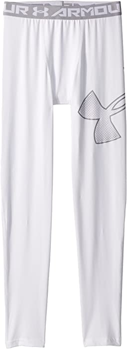 Armour Logo Leggings (Big Kids)