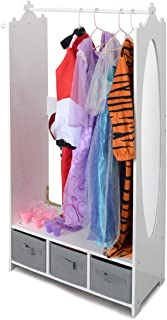 kids costume storage