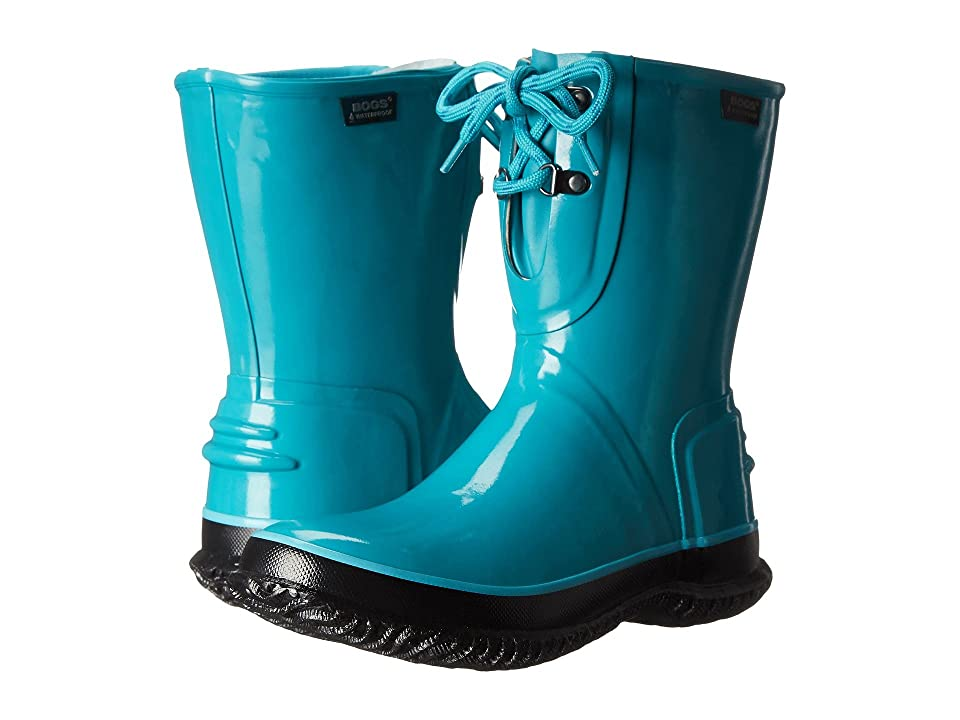 Bogs Urban Farmer 2-Eye Lace (Teal) Women