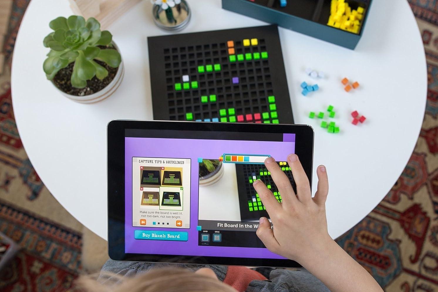 統計カバレッジピーブBloxels Build Your Own Video Game 独自のビデオゲームを構築 [並行輸入品]