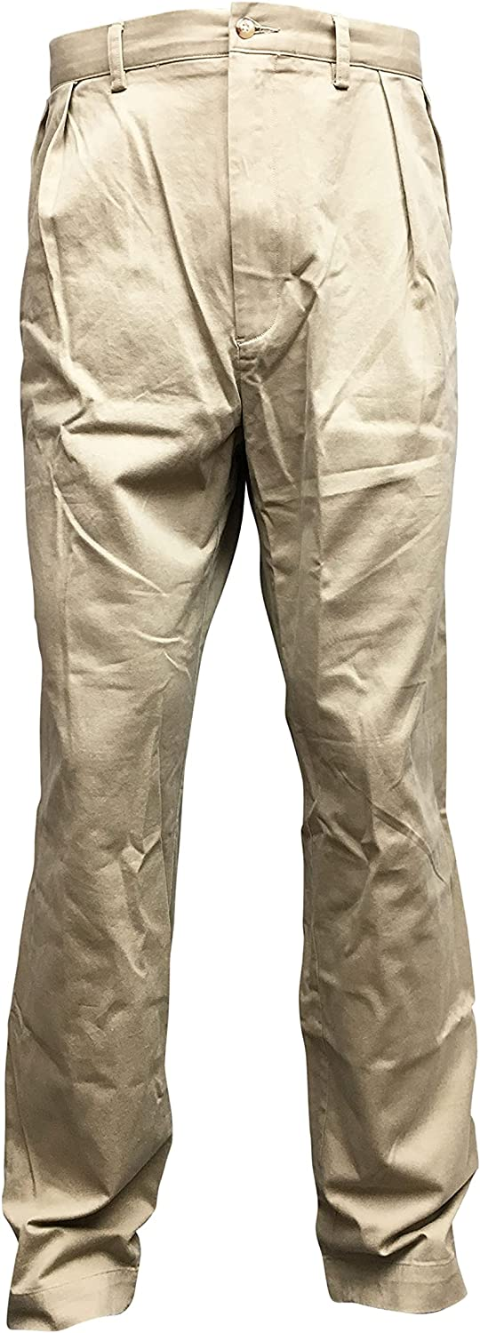 Ralph Lauren Polo Mens Ethan Classic Pleated Pant Classic