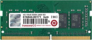 Transcend 4GB DDR4 2400 SO-DIMM Components Other TS512MSH64V4H