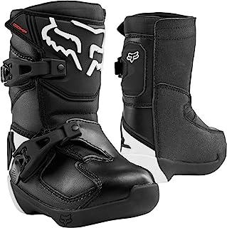 2020 Fox Racing Kids Comp Boots-Black-K12