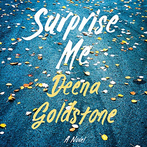 Surprise Me audiobook cover art
