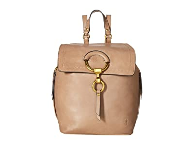 Frye Ilana Backpack (Taupe) Backpack Bags