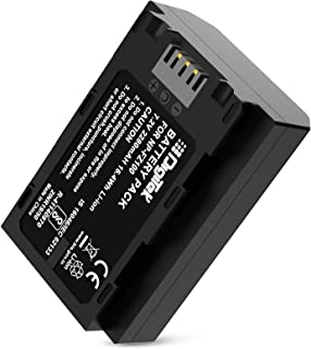 DIGITEK® (PlatinumFZ100 New) Lithium-ion Platinum Rechargeable Battery for Sony Digital Camera | Compatibility - for PD-15...