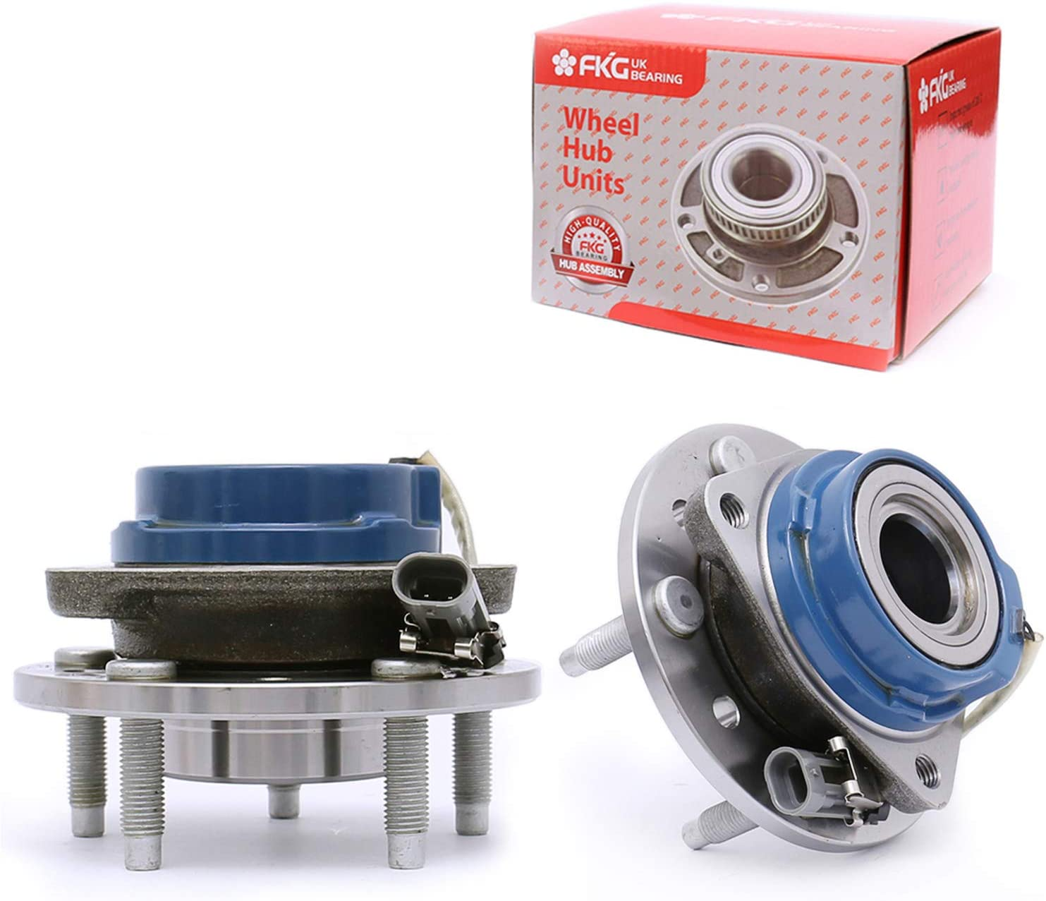 FKG 513137 Front Wheel Ranking TOP3 Bearing Hub for Chevy 97-03 Assembly San Jose Mall fit