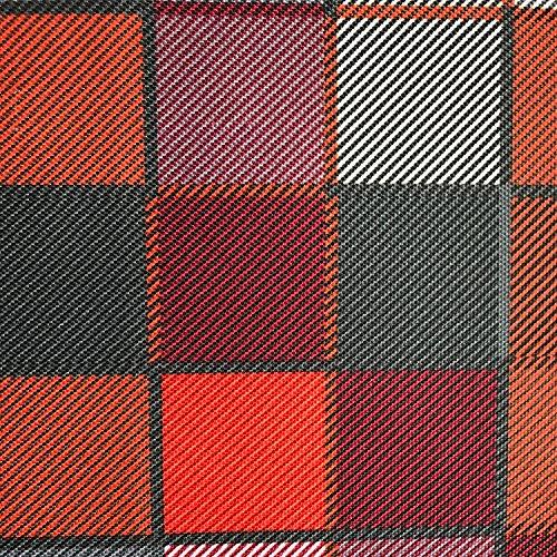 Erstklassiger Polyester Oxford 250D 1lfm - Wasserabweisend, Winddicht, Outdoor Stoff, Gartenmöbel Stoff - Muster 04