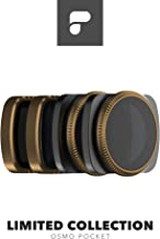 PolarPro Cinema Series Filter 4-Pack - Limited Collection for Osmo Pocket