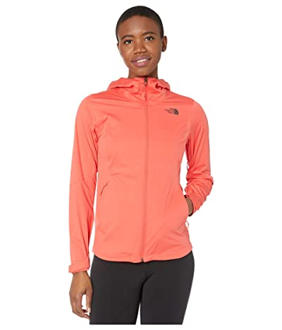 The North Face Allproof Stretch Jacket (Cayenne Red) Women