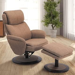 Mac Motion Denmark Comfort Chair, Taupe (Tan)