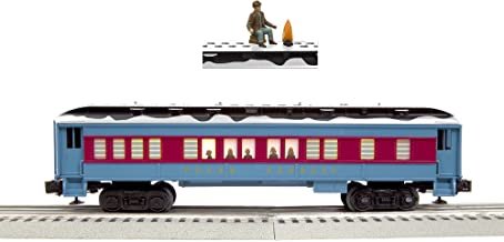 Lionel The Polar Express, Electric O Gauge Model Train Cars, Disappearing Hobo Car