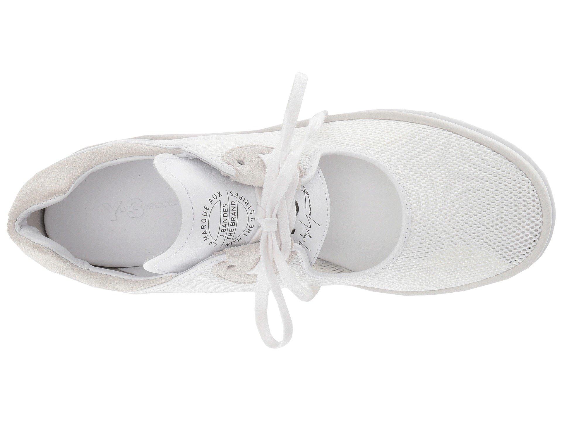 By 3 Yohji Stan footwear Black Adidas Wedge Yamamoto core Y Footwear White White 1EqTwH