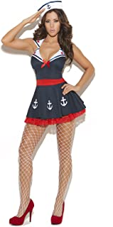 Sexy Women's Sailor's Delight Nautical Adult Roleplay Costume