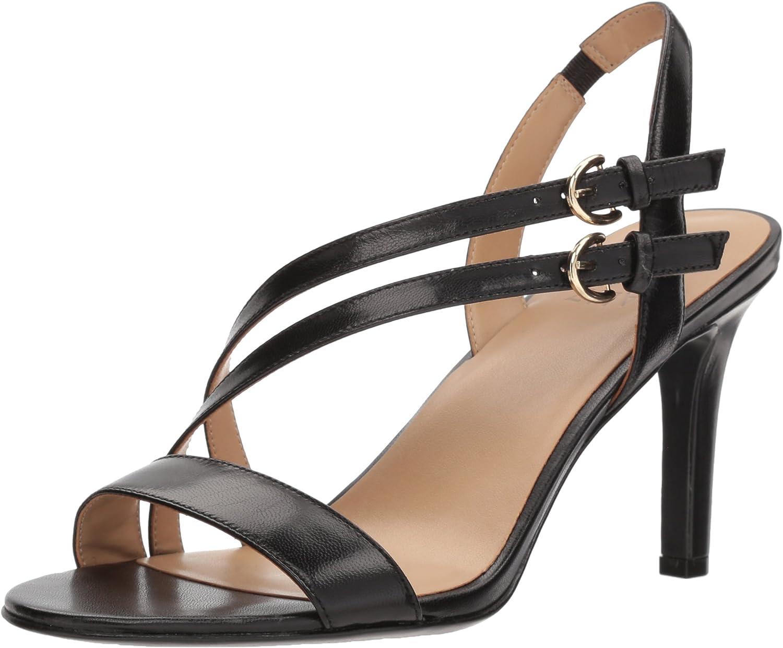 Naturalizer Womens Kayla Heeled Sandal