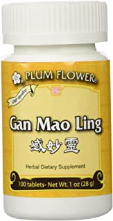 Gan Mao Ling, 100 ct, Plum Flower