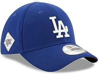 New Era Los Angeles Dodgers World Series Flexfit 3930 Cap 2017 Royal Blue