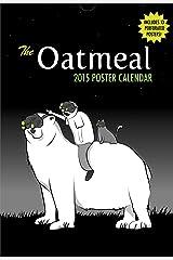 The Oatmeal 2015 Poster Calendar カレンダー