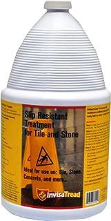 InvisaTread IVT128 1-Gallon Slip Resistant Treatment for Tile and Stone