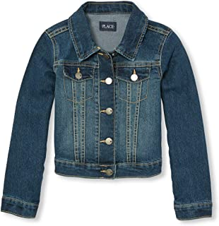 The Children's Place Girls' Denim Jacket