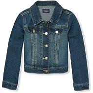 The Children's Place Girls' Denim Jacket