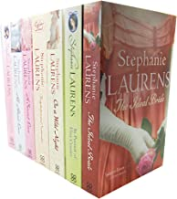 Stephanie Laurens 7 Books Collection Pack Set RRP: £57.93 (A Secret Love, Temptation and Surrender, On a Wild Night, The I...