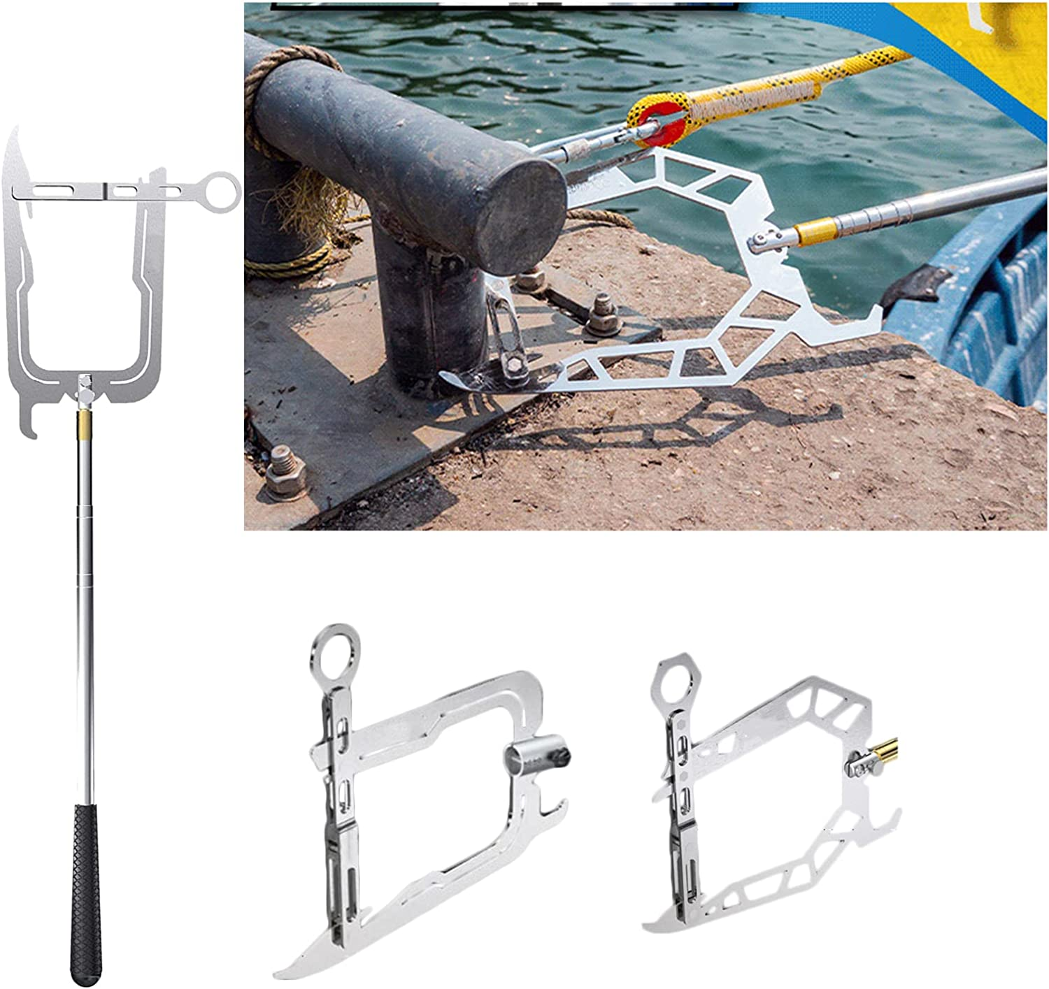 KUAILEY The Telescoping Easy Long-Distance Boat - Threader H Max 73% OFF Max 56% OFF