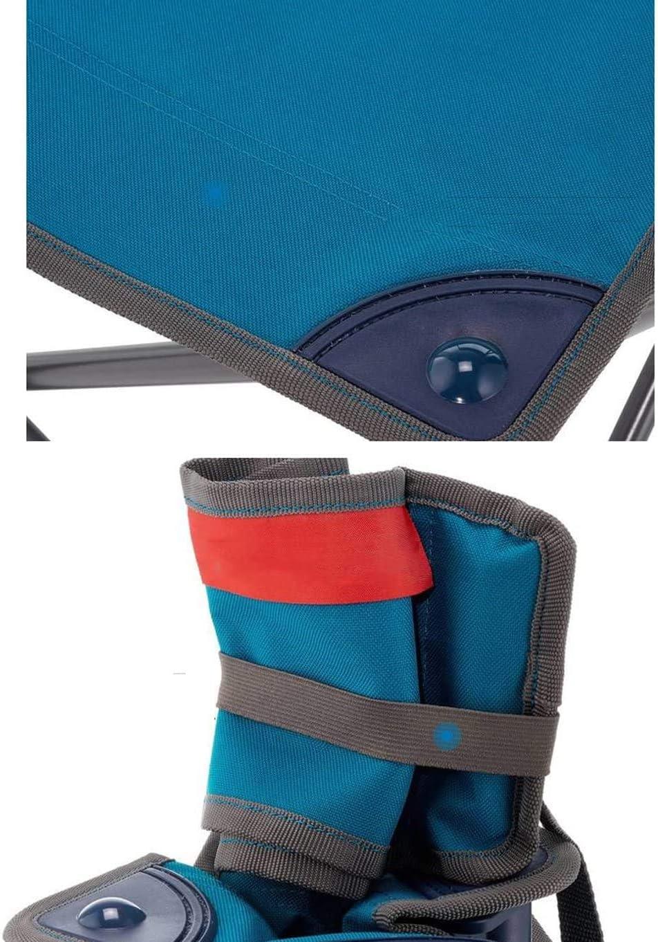 GQQ Chaise de Bureau, Chaise Pliante Extérieure Portable Camping Enfant Adulte Chaise Loisirs Plage Chaise Chaise Pliante,1# 2 #