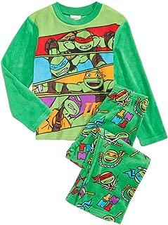 Teenage Mutant Ninja Turtles Boys Fleece Pajama Set