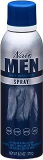 Nair Men Hair Remover Spray, 6.0 oz.